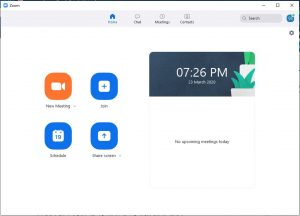 Best App for Work from Home Zoom Video Conferencing
