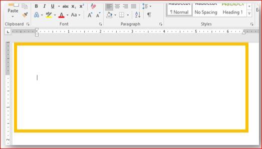The Document Pane