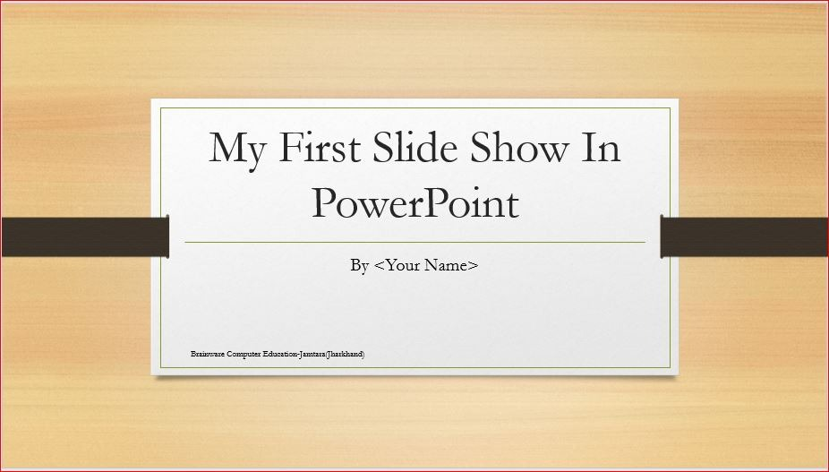 Powerpoint project gseasytech 1- Microsoft PowerPoint 2019