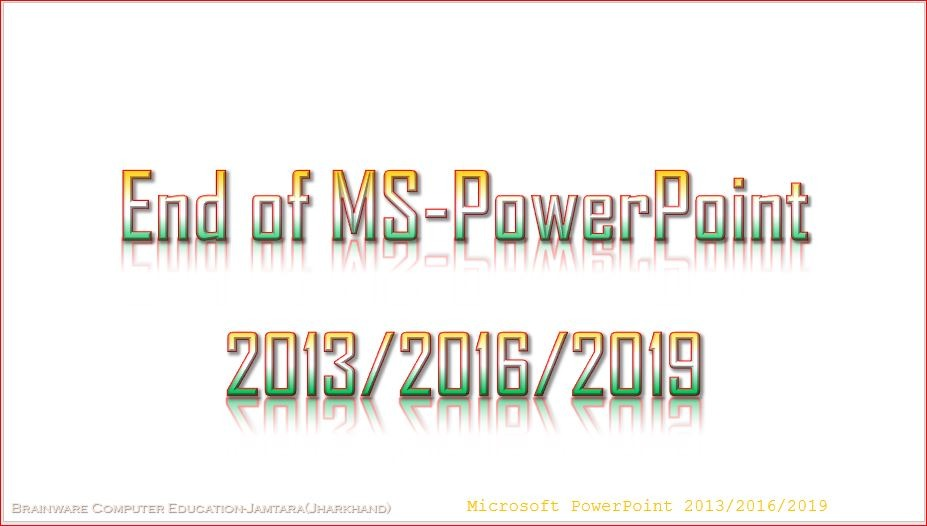 Powerpoint project gseasytech 7 - Microsoft PowerPoint 2019