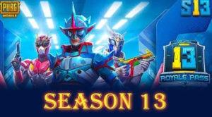 season 13 pubg