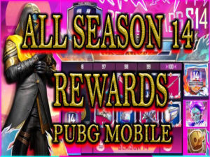 Season 14 all rewards
