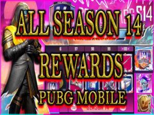 Season 14 all rewards