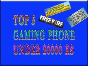 gaming phone under 20000 rs