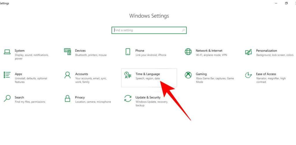 How to install Hindi phonetic keyboard in Windows 10-1