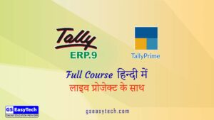 Tally full course